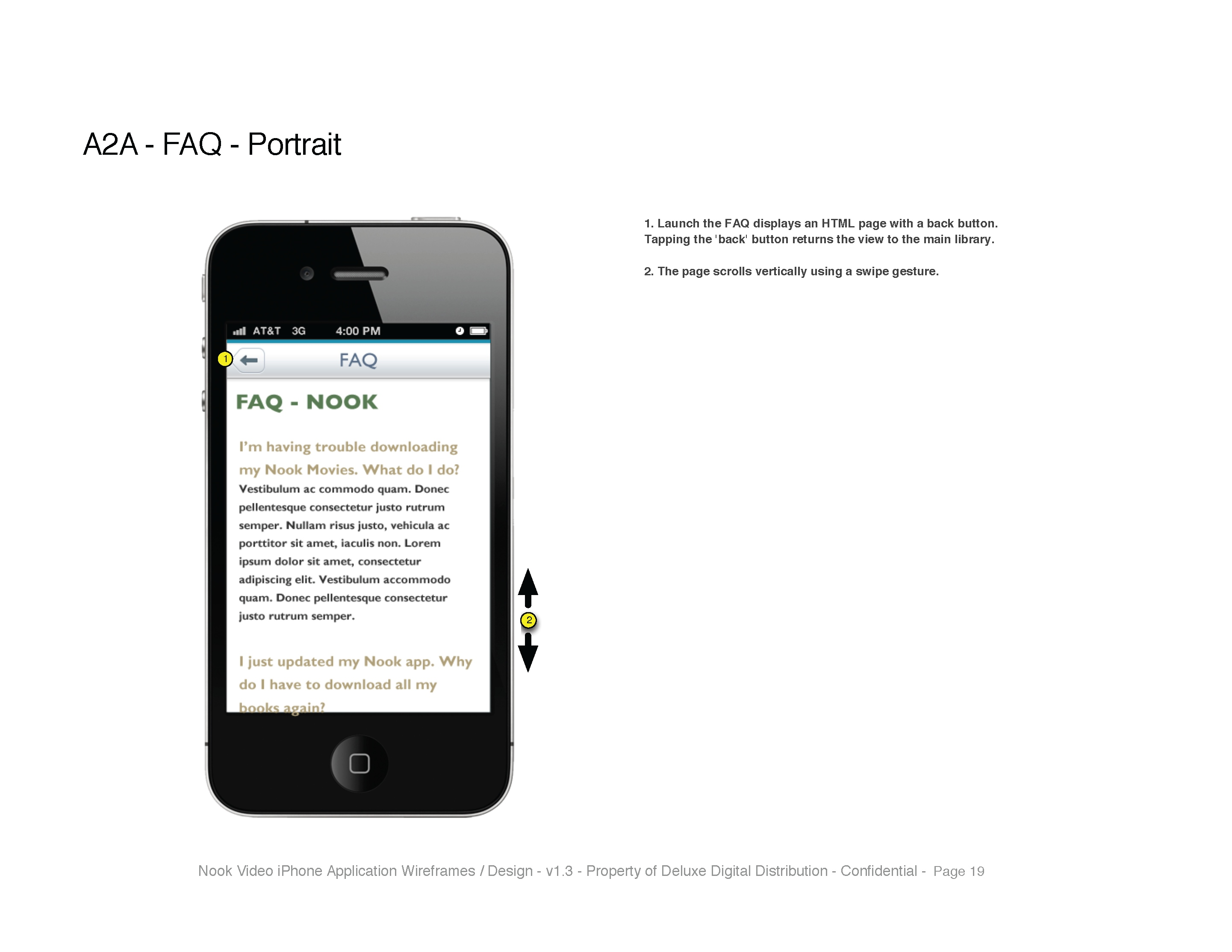 B&N Nook Video iOS Apps » Cloudesign Inc » We are a full